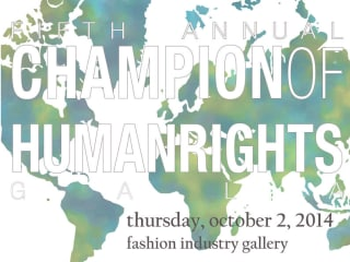 Mosaic Family Services presents Champions of Human Rights Gala