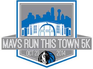 Mavs Run This Town 5K