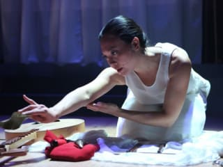 "Asia Society Texas Center presents Jen Shyu in ""Solo Rites: Seven Breaths"""