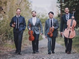 Chamber Music Houston presents the Miró Quartet