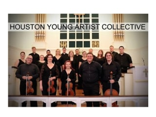 "Houston Young Artist Collective presents ""The Italian Vocal Tradition"""
