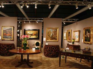 Houston Antiques + Art + Design Show