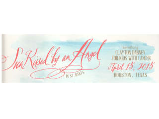 """""""Kissed by an Angel"""" benefiting Clayton Dabney Foundation"""