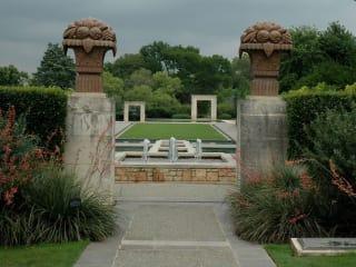 Dallas Arboretum Women's Garden