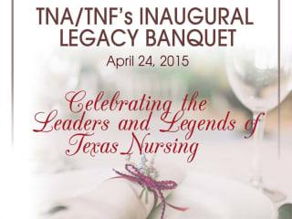 Texas Nurses Association_Legacy Banquet_April 2015