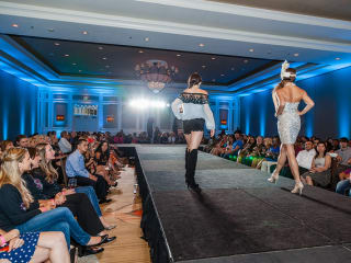 Fifth Annual Catwalk on City Walk Fashion Show