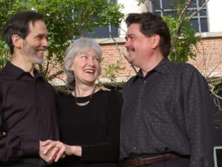 Moseley Memorial Music Series: The Webster Trio