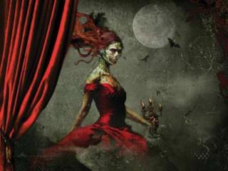 Zombie Ball Masquerade 2014