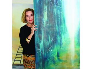 Museum of Biblical Art presents The Art of Barbara Hines
