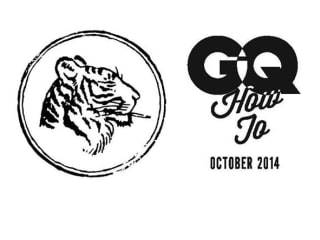 Easy Tiger GQ How-to