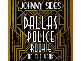 Johnny Sides Gala 2014