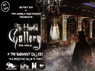 Basement Gallery presents Haunted Gallery
