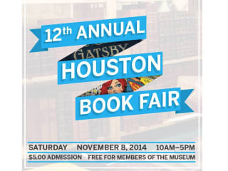 The Printing Museum's 12th Annual Book Fair
