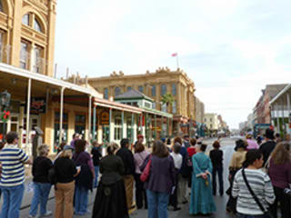 41st Annual Dickens on the Strand: Saint Arnold Strand Walking Tour