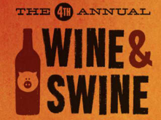 4th Annual Wine and Swine