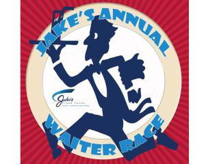 Third Annual Waiter Race