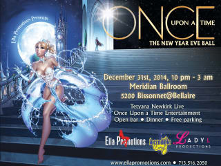 """""""Once Upon a Time"""" New Year Eve Ball"""