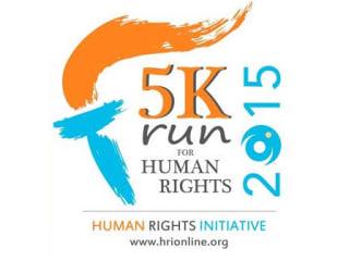 HRI 5K Run for Human Rights
