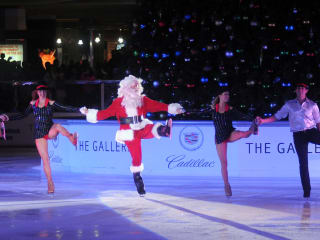 26th Annual Ice Spectacular at The Galleria