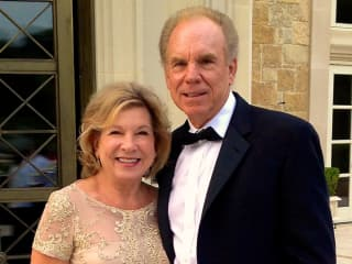 Marianne and Roger Staubach