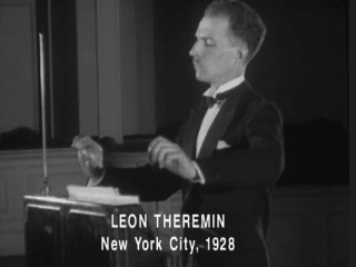 Bayou City Music and Film Festival Opening Night: Theremin