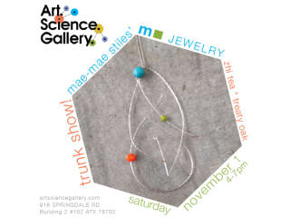 M Squared Jewelry Trunk Show 2014