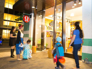 Halloween Trick-Or-Treat at CityCentre