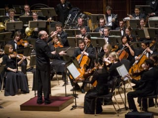 Shepherd School Symphony Orchestra presents Elgar and Strauss