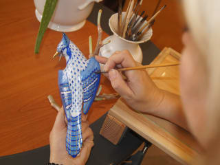 Herend Porcelain Manufactory Event at Bering's