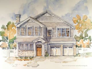 """Stone Acorn Builders' Southern Living """"Home for the Holidays"""" Showcase Home"""