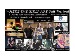 Where The Girls Are Fall Festival