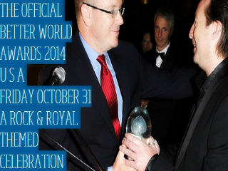5th Annual Better World Awards 2014