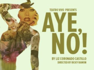 Teatro Vivo - Aye No! 2014