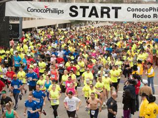 28th Annual ConocoPhillips Rodeo Run