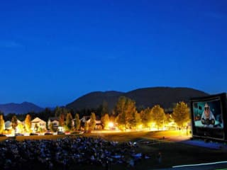FunFlicks Southern Outdoor Movies - Drive-in Theatre - 2014