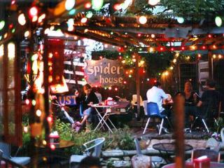 Austin Photo: Places_food_spider house interior