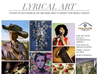 Gallery 702 - Lyrical Art 2014