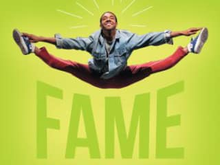 Fame the Musical poster 2014