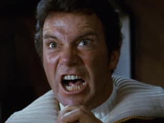 Star Trek II The Wrath of Khan - Captain Kirk - William Shatner