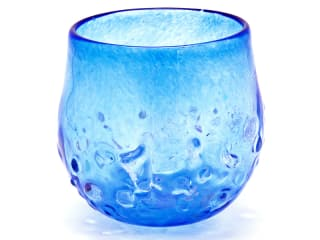 Riforma Bumpies Cup by East Side Glass Studio