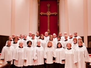 """St. Thomas' Episcopal Church Parish Choir presents """"Advent Procession: From Darkness into Light"""""""