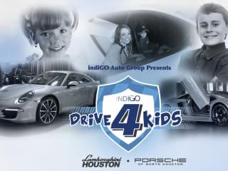 """indiGO Drive 4 Kids"" benefiting The Texas Children's Cancer and Hematology Centers"