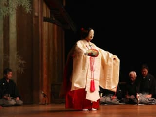 "Asia Society Texas Center presents ""Noh Unmasked"""