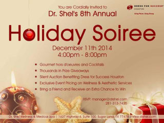Eighth Annual Holiday Soiree benefiting Dress For Success Houston