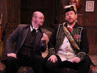 WaterTower Theatre presents The Explorers Club