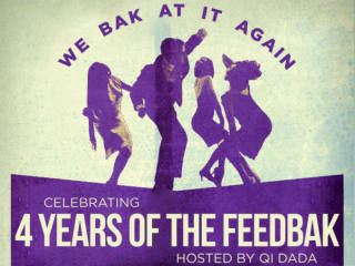 The FeedBak 4 Year Celebration - December 2014