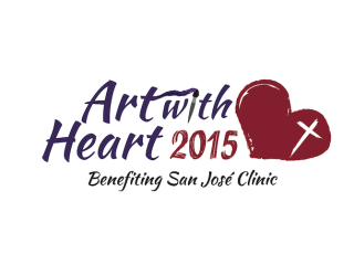 """Art with Heart "" benefiting San José Clinic"