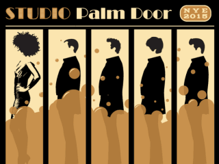 Palm Door on Sixth One Year Anniversary - New Years Party 2014