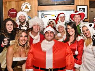 Santa Pub Crawl Austin