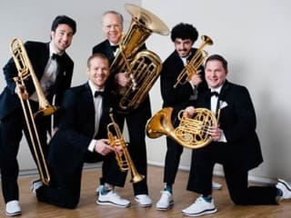 Chamber Music Houston presents the Canadian Brass